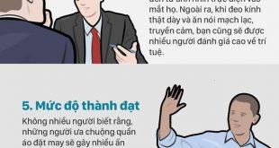 8 điều chỉ cần vài giây để đánh giá một con người