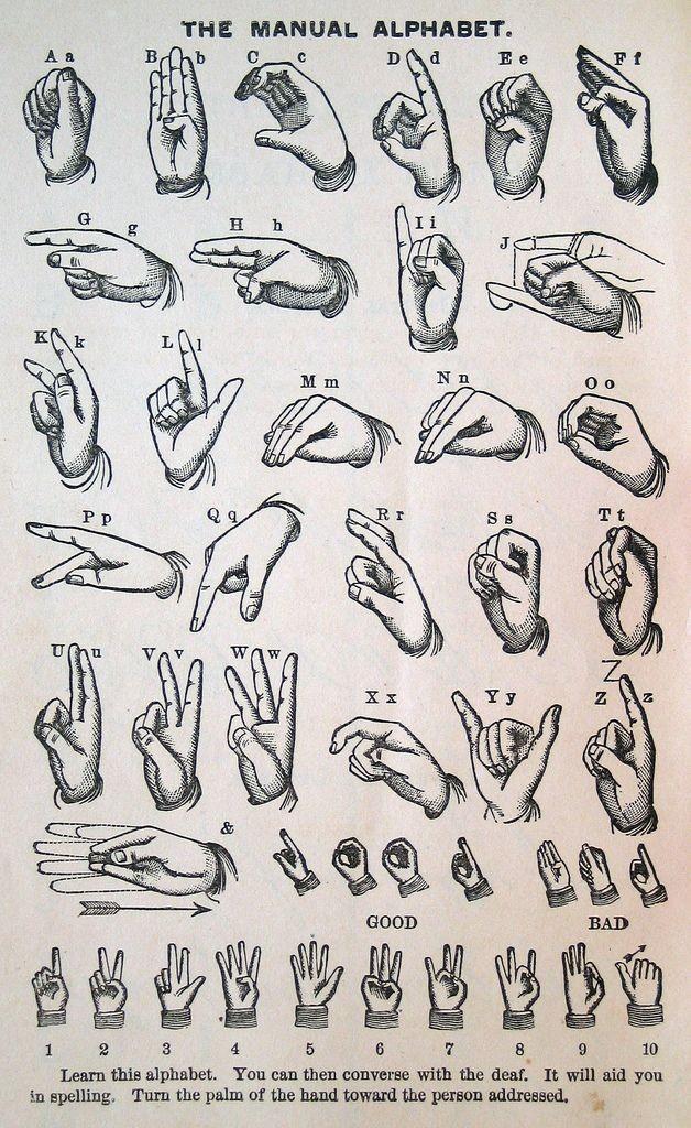 Học cách nói chuyện với người câm điếc qua bàn tay