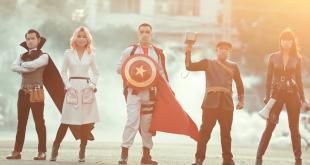 Bài hát Việt Nam ơi Đánh bay Covid phiên bản siêu anh hùng