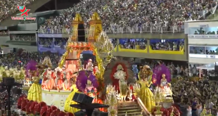 Brazil chuẩn bị lễ hội Carnival lớn nhất hành tinh