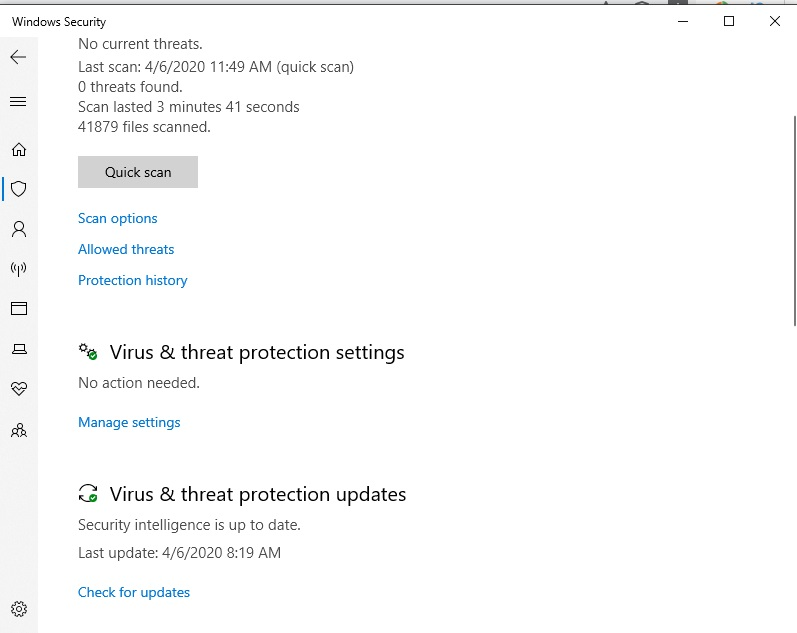 Cách Tắt Windows Security trên Windows 10 để crack phần mềm 2