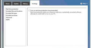 Cách Tắt Windows Security trên Windows 8 để crack phần mềm 2