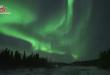 Chiêm ngưỡng cực quang ở Phần Lan vô cùng kỳ ảo