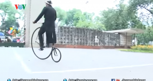 Chiêm ngưỡng chiếc xe đạp cổ nhất Hà Nội