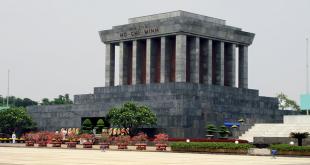 Hướng dẫn viếng lăng Bác Hồ – Lăng Chủ tịch Hồ Chí Minh