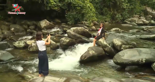 Khám phá vẻ đẹp hoang sơ của suối Kẹm khi đi du lịch Thái Nguyên