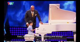 Thần đồng âm nhạc người Việt tỏa sáng tại Mỹ