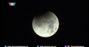 Trăng xanh, Siêu trăng và Nguyệt thực lần đầu tiên hội tụ sau 150 năm