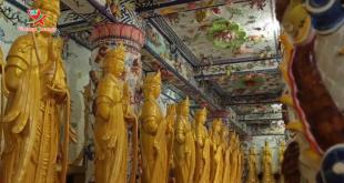 Với 11 cái nhất Chùa ve chai là ngôi chùa xác lập 11 kỷ lục Guinness